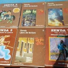 Libros: LOTE LIBROS SENDA. Lote 247563250