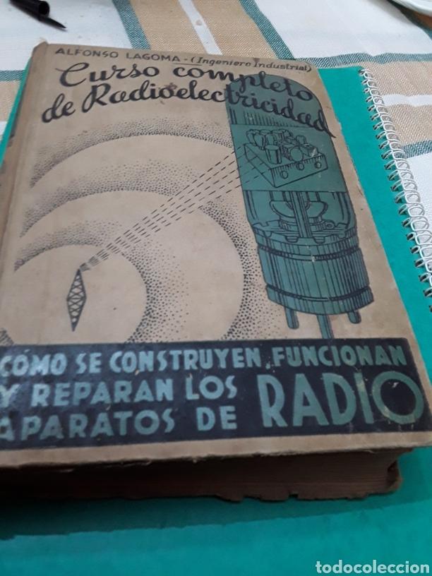 CURSO COMPLETO DE RADIOELECTRICIDAD (Libros Nuevos - Libros de Texto - Ciclos Formativos - Grado Superior)