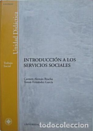 INTRODUCCIÓN A LOS SERVICIOS SOCIALES. ALEMÁN BRACHO; FERNÁNDEZ GARCÍA (Libros Nuevos - Libros de Texto - Ciclos Formativos - Grado Medio)