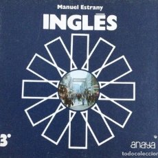 Libros: INGLÉS 3* BUP. ANAYA. NUEVO.. Lote 248700620