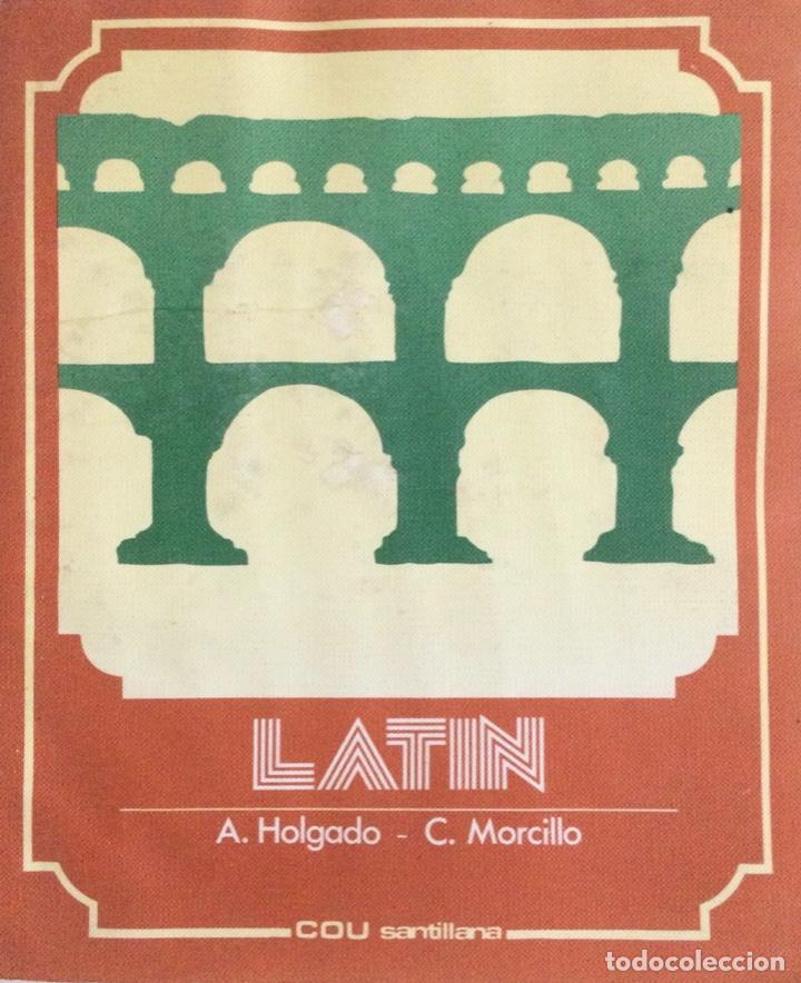 LATÍN. COU. SANTILLANA. NUEVO (Libros Nuevos - Libros de Texto - Bachillerato)