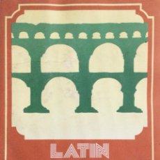 Libros: LATÍN. COU. SANTILLANA. NUEVO. Lote 251037410