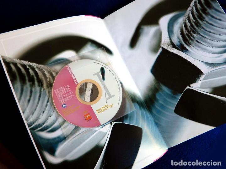 Libros: TECNOLOGÍAS I - ESO - SECUNDARIA - POR; MARTÍN, CARRASCAL, TOLEDO Y GARCÍA - SM - NUEVO - CON CD - Foto 3 - 251412485