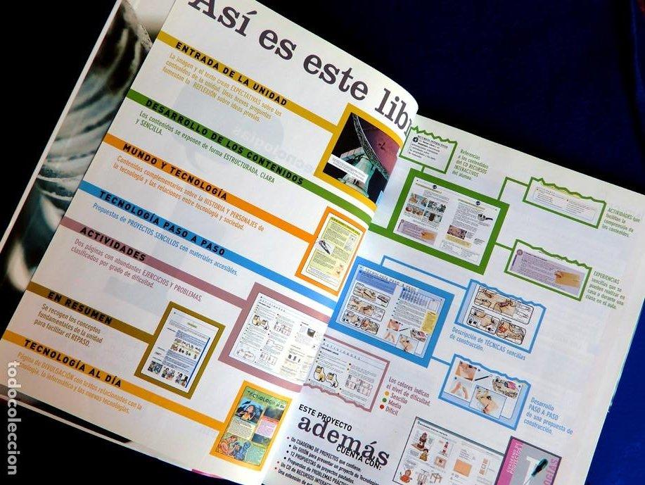 Libros: TECNOLOGÍAS I - ESO - SECUNDARIA - POR; MARTÍN, CARRASCAL, TOLEDO Y GARCÍA - SM - NUEVO - CON CD - Foto 4 - 251412485