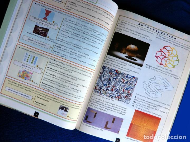 Libros: EDUCACIÓN PLÁSTICA Y VISUAL - SECUNDARIA 3 - POR, I. RODRÍGUEZ Y E. DIEZ - SM - NUEVO - Foto 4 - 251498180