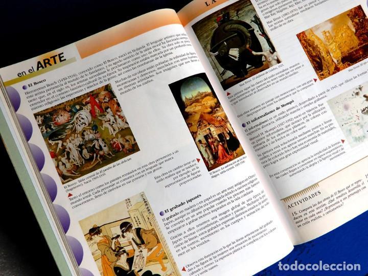 Libros: EDUCACIÓN PLÁSTICA Y VISUAL - SECUNDARIA 3 - POR, I. RODRÍGUEZ Y E. DIEZ - SM - NUEVO - Foto 5 - 251498180