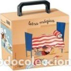 Libros: MALETÍN LETRA MÁGICA: EN MANUSCRITA Y EN MAYÚSCULAS. Lote 253252190