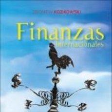 Libros: FINANZAS INTERNACIONALES. Lote 253659560