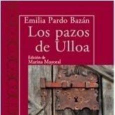 Libros: LOS PAZOS DE ULLOA. Lote 254510050