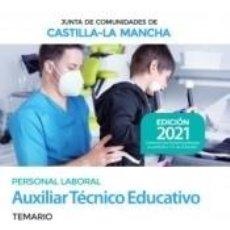 Libros: AUXILIAR TÉCNICO EDUCATIVO. TEMARIO VOLUMEN 1. JUNTA DE CASTILLA-LA MANCHA. Lote 254914435