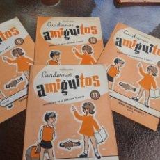 Libros: CUADERNOS AMIGUITOS .NUEVOS.. Lote 257309605