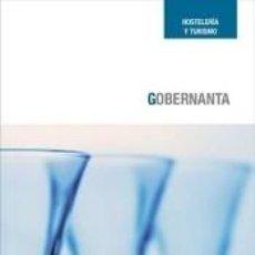 Libros: GOBERNANTA. Lote 262734935