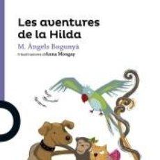 Libros: LES AVENTURES DE LA HILDA. Lote 262904105