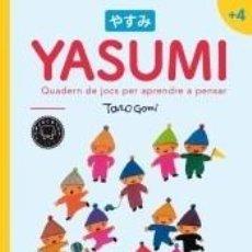 Libros: YASUMI +4. Lote 263684735
