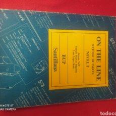 Libros: LIBRO INGLES BUP SANTILLANA. Lote 265347954