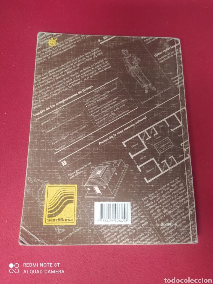 Libros: LIBRO LENGUA LATINA Y CIVILIZACIÓN ROMANA 2 BUP - Foto 2 - 265351479