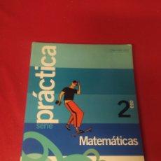 Libros: LIBRO MATEMÁTICAS 2 ESO SANTILLANA. Lote 265402099