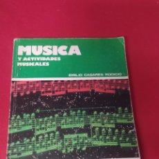 Libros: LIBRO MÚSICA 1 BUP. Lote 265403169