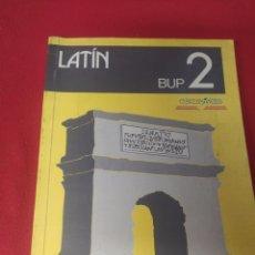 Libros: LIBRO LATÍN 2 BUP. Lote 265403809
