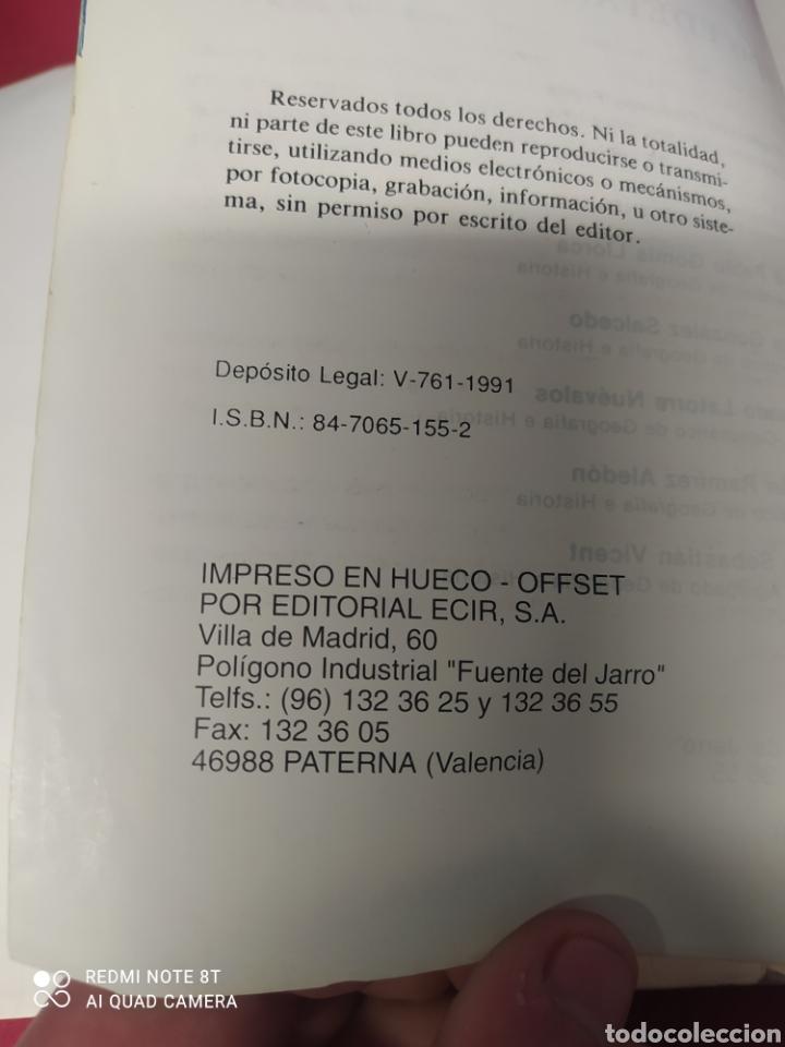 Libros: LIBRO GEOGRÁFICA 2 BUP - Foto 4 - 265404239