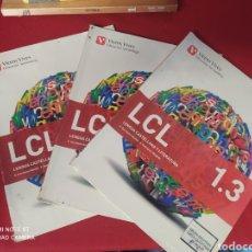Libros: LIBRO LENGUA CASTELLANA Y LITERATURA 1 ESO. Lote 265404849