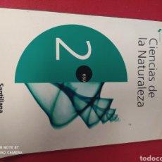 Libros: LIBRO CIENCIAS DE LA NATURALEZA 2 ESO. Lote 265404914