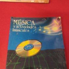 Libros: LIBRO MÚSICA 1 BUP. Lote 265404974