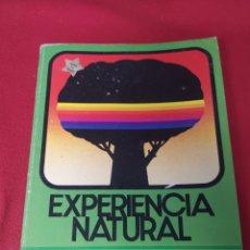 Libros: LIBRO EXPERIENCIA NATURAL 5 E.G.B.. Lote 265405064