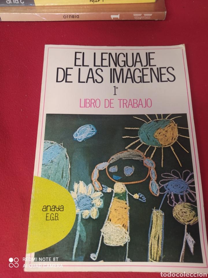 LIBRO DE TRABAJO 1 E.G.B. ANAYA (Libros Nuevos - Libros de Texto - Infantil y Primaria)