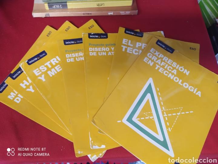LIBROS TECNOLOGÍA 1 ESO (Libros Nuevos - Libros de Texto - ESO)