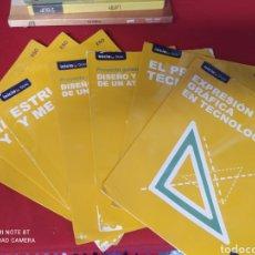 Libros: LIBROS TECNOLOGÍA 1 ESO. Lote 265405329