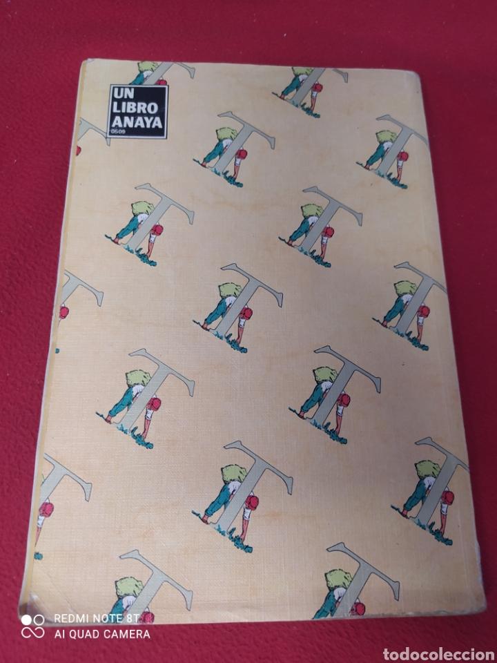 Libros: LIBRO LENGUA 5 E.G.B. ANAYA - Foto 2 - 265406289