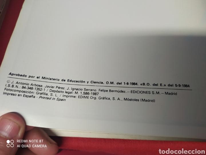 Libros: LIBRO CIENCIAS DE LA NATURALEZA 7 E.G.B. - Foto 3 - 265406414