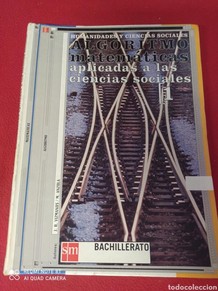 LIBRO MATEMÁTICAS 1 BACHILLERATO (Libros Nuevos - Libros de Texto - Bachillerato)