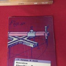 Libros: LIBRO MATEMÁTICAS 3 BUP. Lote 265408634