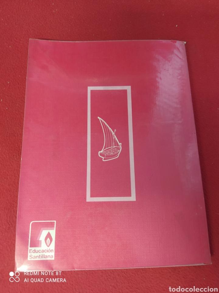 Libros: LIBRO RELIGION 8 E.G.B. SANTILLANA - Foto 2 - 265409574