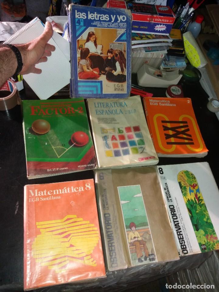 COLECCIÓN DE LIBROS DE TEXTO 2 (Libros Nuevos - Libros de Texto - Infantil y Primaria)