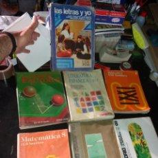 Libros: COLECCIÓN DE LIBROS DE TEXTO 2. Lote 266057388