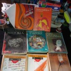 Libros: COLECCIÓN DE LIBROS DE TEXTO 3. Lote 266058208