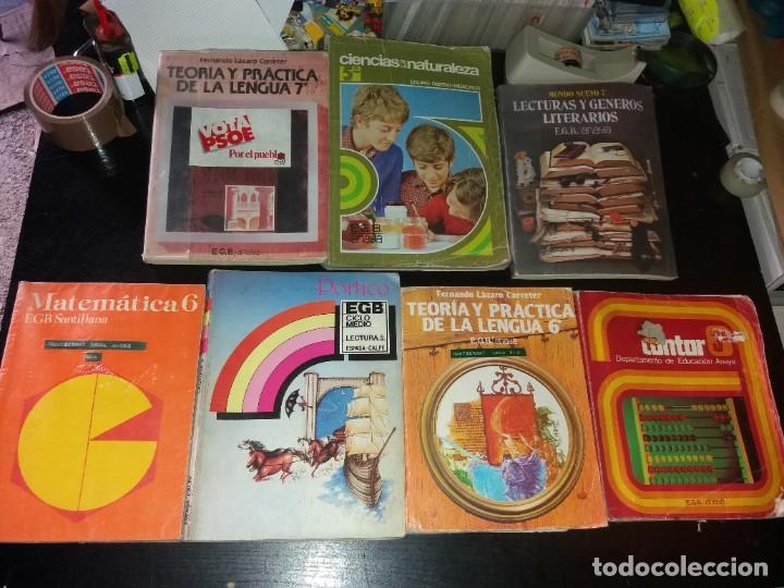 COLECCIÓN DE LIBROS DE TEXTO 4 (Libros Nuevos - Libros de Texto - Infantil y Primaria)