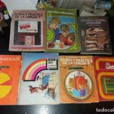 Libros: COLECCIÓN DE LIBROS DE TEXTO 4. Lote 266058708