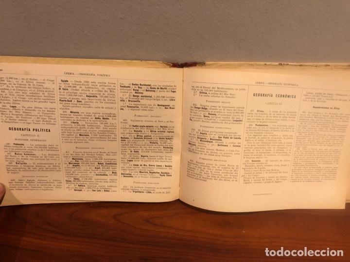 Libros: GEOGRAFIA -ATLAS- 1936-G.M-BRUÑO .-libro escolar - Foto 6 - 267159359