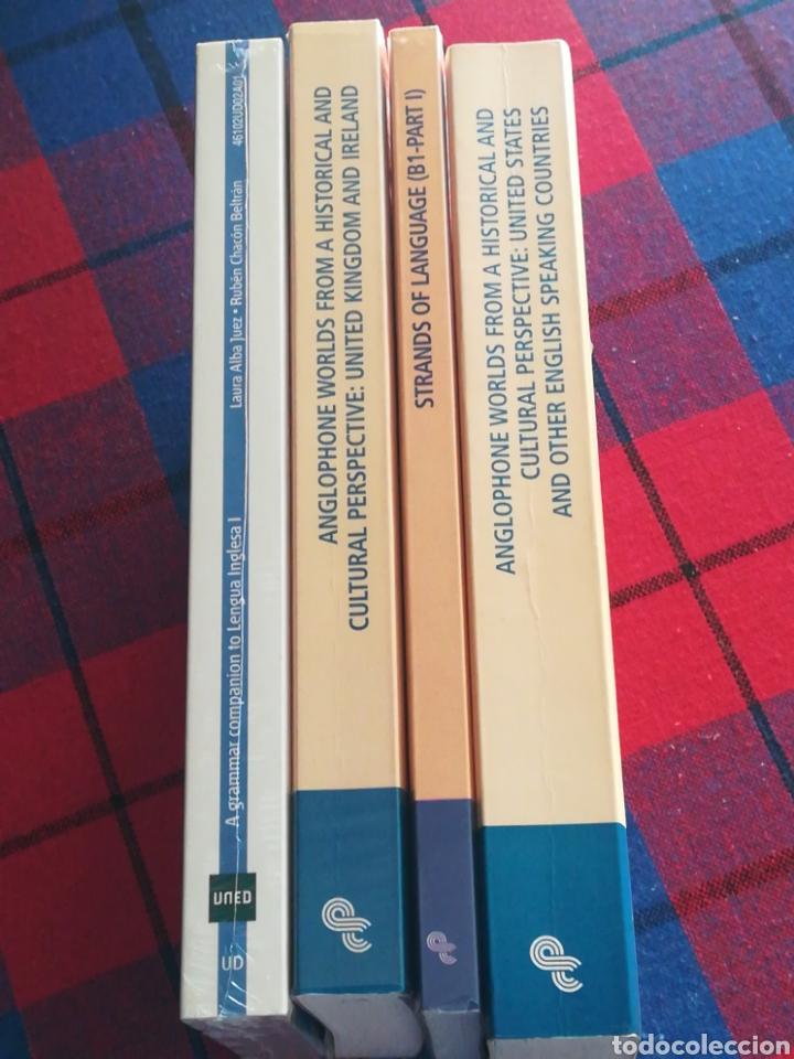 Libros: Lote libros UNED Estudios Norteamericanos y otros - Foto 2 - 140494704