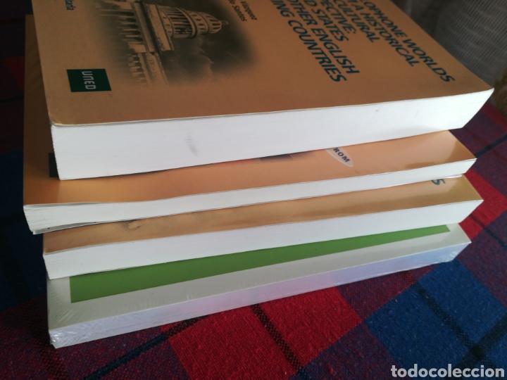 Libros: Lote libros UNED Estudios Norteamericanos y otros - Foto 6 - 140494704