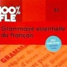 Libros: GRAMMAIRE ESSENTIELLE DU FRANÇAIS NIVEAU B2. Lote 269222518