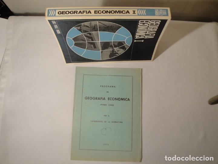 Libros: Geografía Económica I. Primer Curso. Autor: D. Luis Pérez Pardo. Año 1972. - Foto 6 - 273166818