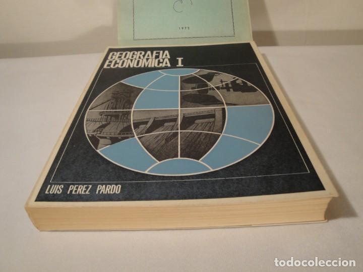 Libros: Geografía Económica I. Primer Curso. Autor: D. Luis Pérez Pardo. Año 1972. - Foto 7 - 273166818