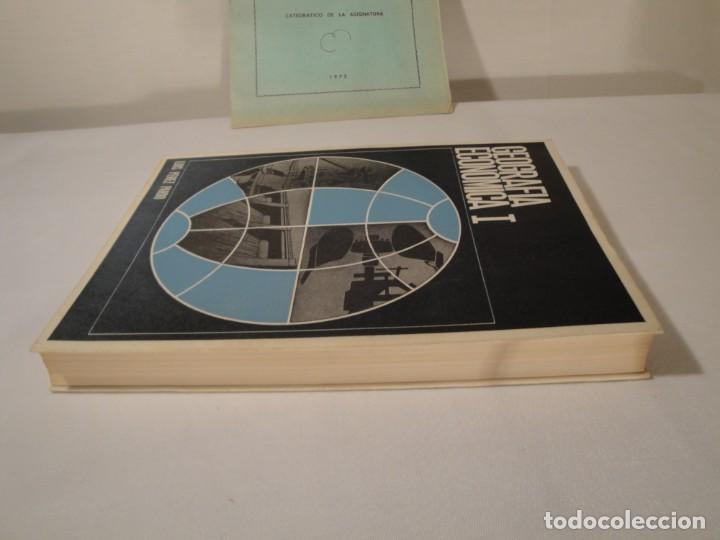 Libros: Geografía Económica I. Primer Curso. Autor: D. Luis Pérez Pardo. Año 1972. - Foto 8 - 273166818