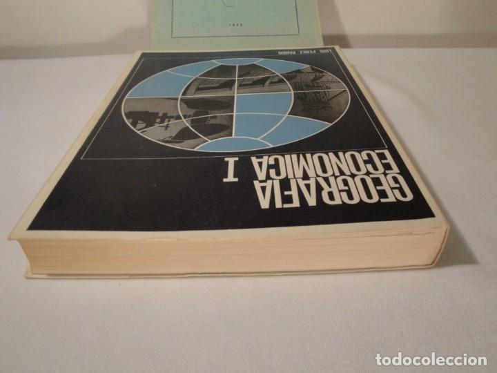 Libros: Geografía Económica I. Primer Curso. Autor: D. Luis Pérez Pardo. Año 1972. - Foto 9 - 273166818