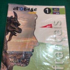 Libros: FRANCAIS AROBASE PRIMERO ESO.OXFORD 2015. Lote 274620063